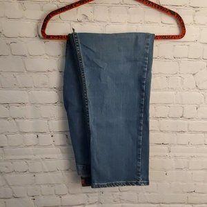 Arizona Relaxed Straight Jeans 34×30